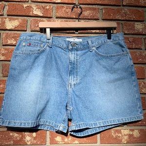 2001 Tommy Hilfiger Women's Jean Shorts Size 16